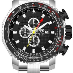HME ATC Aviator Chrono/Dual-Time Watch
