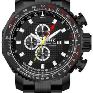 HME ATC Pilot-Aviator Chrono/Dual-Time Watch