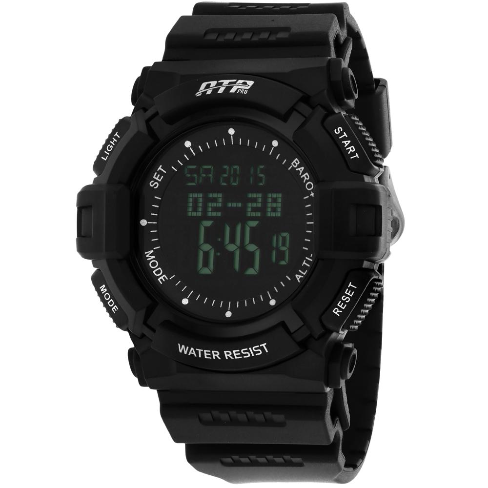 HME ATP-Pro Altimeter WorldTime Watch