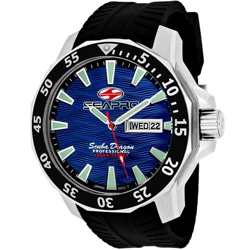 SeaPro Scuba Dragon Watch