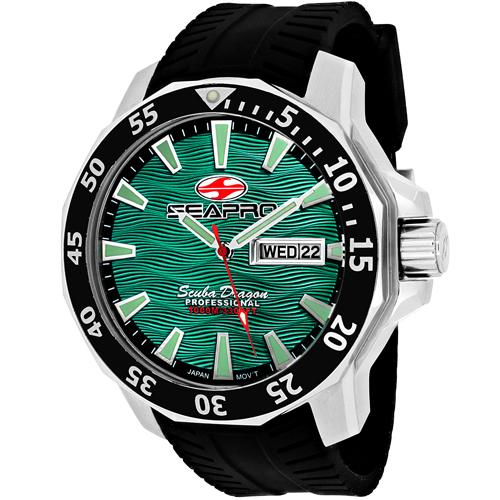 SeaPro Scuba Dragon 1000 Watch