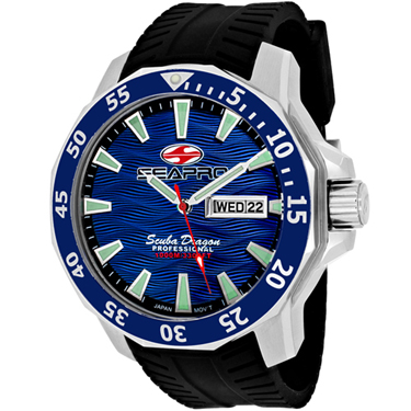 SeaPro 1000m Scuba Dragon Diver Watch